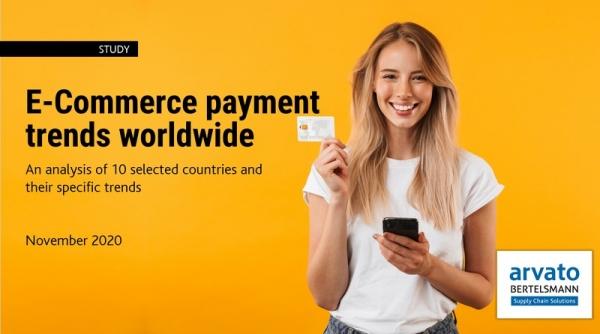 Анализ способов оплаты в сфере E-сommerce