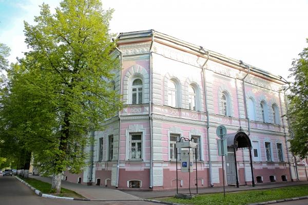 Музей истории города Ярославля. Дом купца Кузнецова