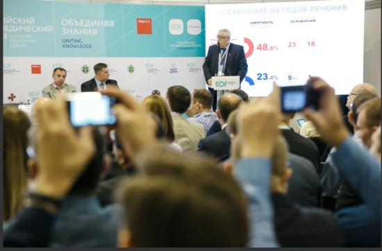 Опыт Ярославской области по лечению переломов бедра отметили на крупнейшем в Евразии форуме травматологов