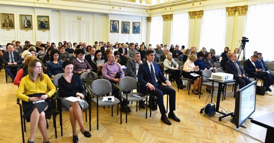 В Ярославле прошли публичные слушания по исполнению бюджета