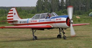 «Рыбинское небо»: в Ярославской области прошел авиационный фестиваль