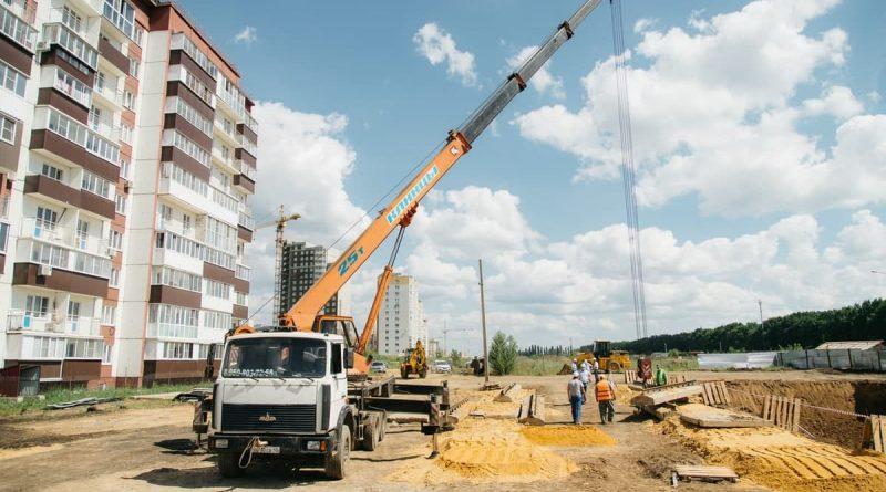В Ярославле началось строительство многоэтажки под расселение из ветхого и аварийного жилья